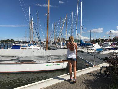 Blogeintrag zu Hafentage Barth 2018