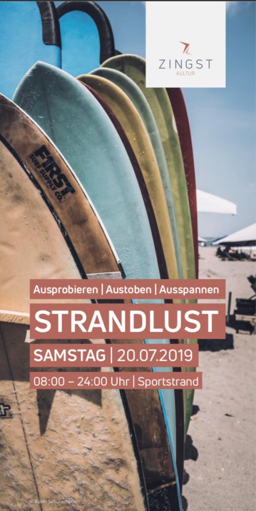 Blogeintrag: StrandLust Zingst